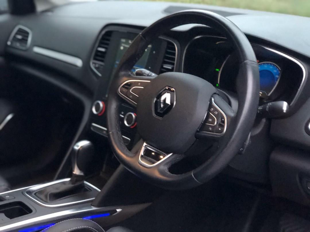 Renault Megane 1.5 Sedan dCi (A)