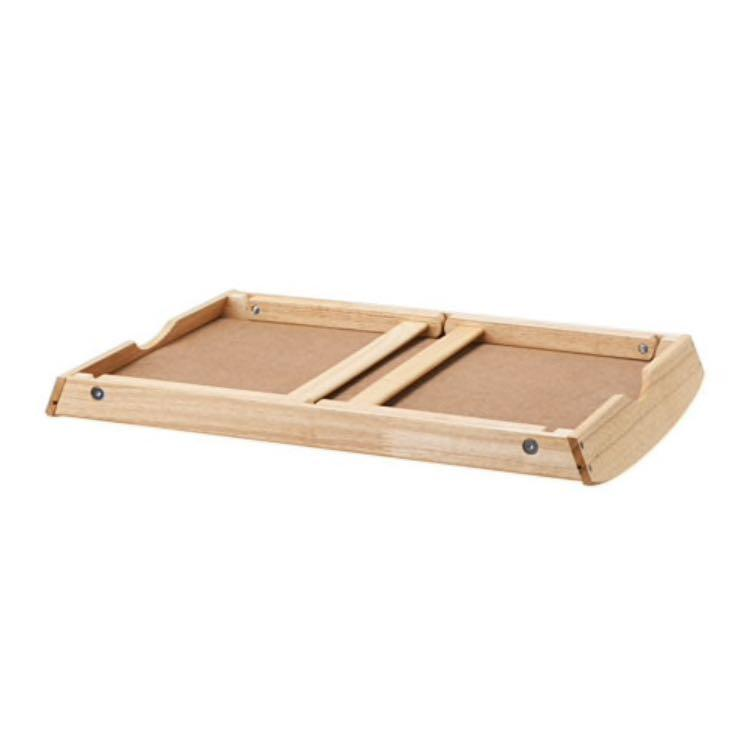 Rubberwood bed tray#SwapAu