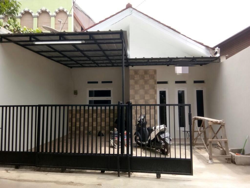 Rumah non-komplek, asri & nyaman, strategis di Cirendeu