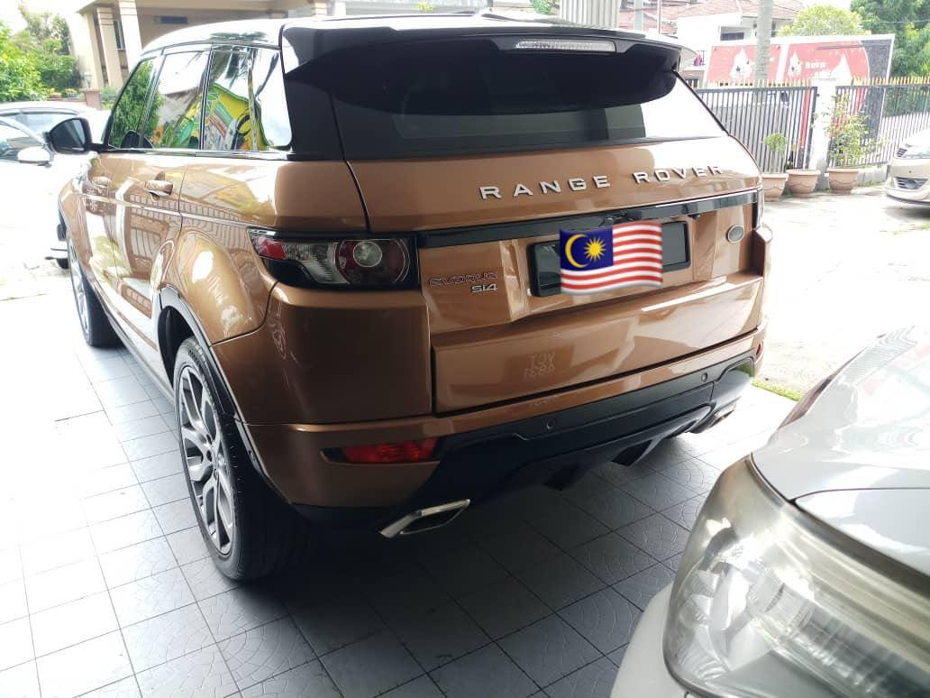 SAMBUNG BAYAR MURAH MURAH > Range Rover  Evoque 2.0