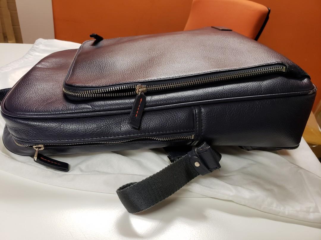 Samsonite Red Navy Laptop Backpack Medium Size