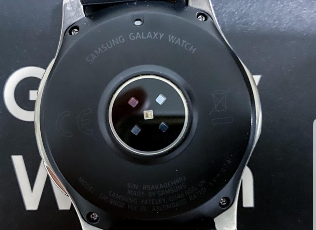 Samsung Galaxy Watch 46mm SM R800