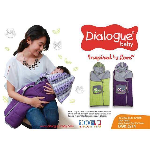 Selimut Topi Bayi Dialogue