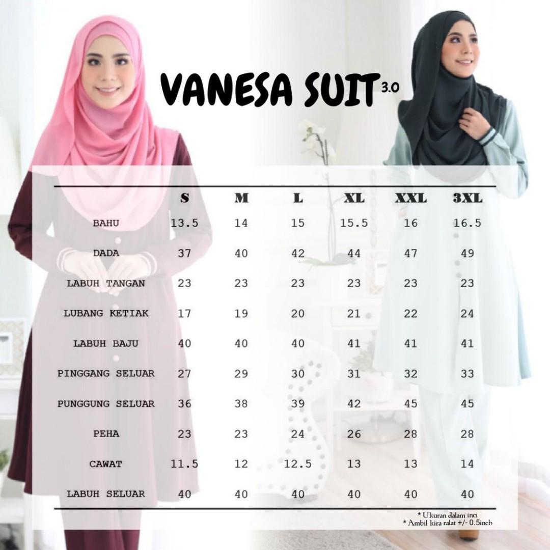 Suit Vanesa-Pre Order