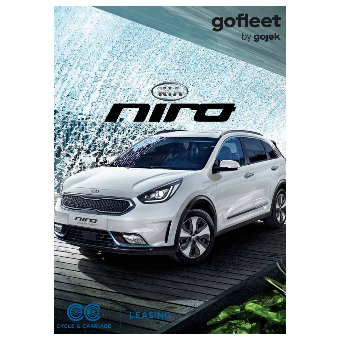 Kia Niro Hybrid 1.6L A/T