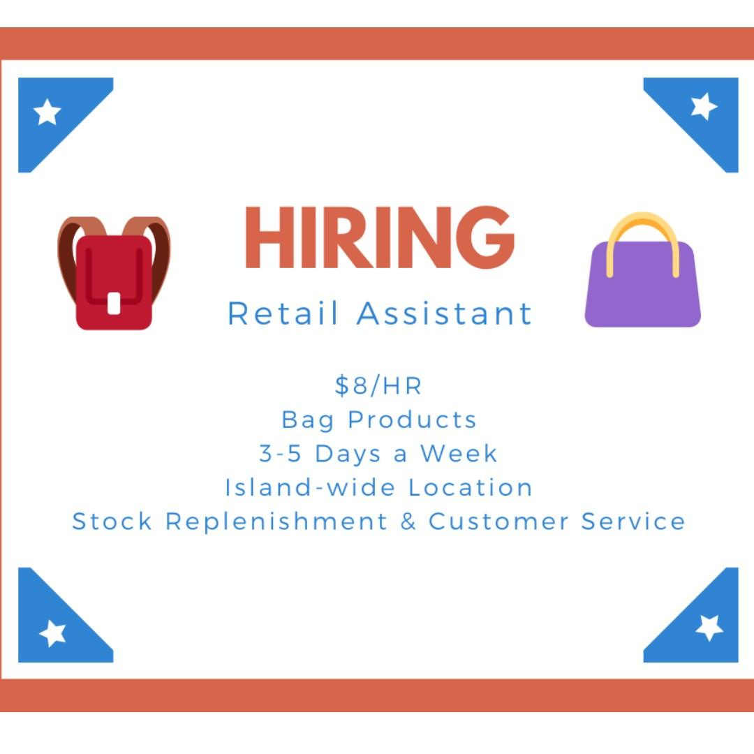 Temp Jobs / Packer / Retail / Up To $10 Per Hour