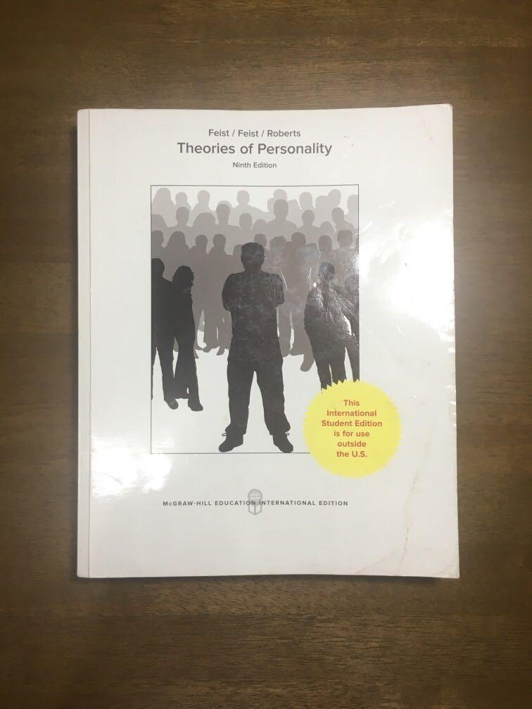 Theories of Personality by Feist / Feist / Roberts / Psychometrician Board Exam