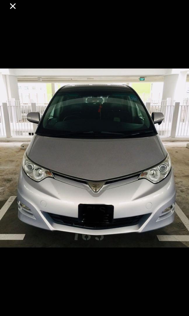 Toyota Estima 2.4A Aeras 7 seater