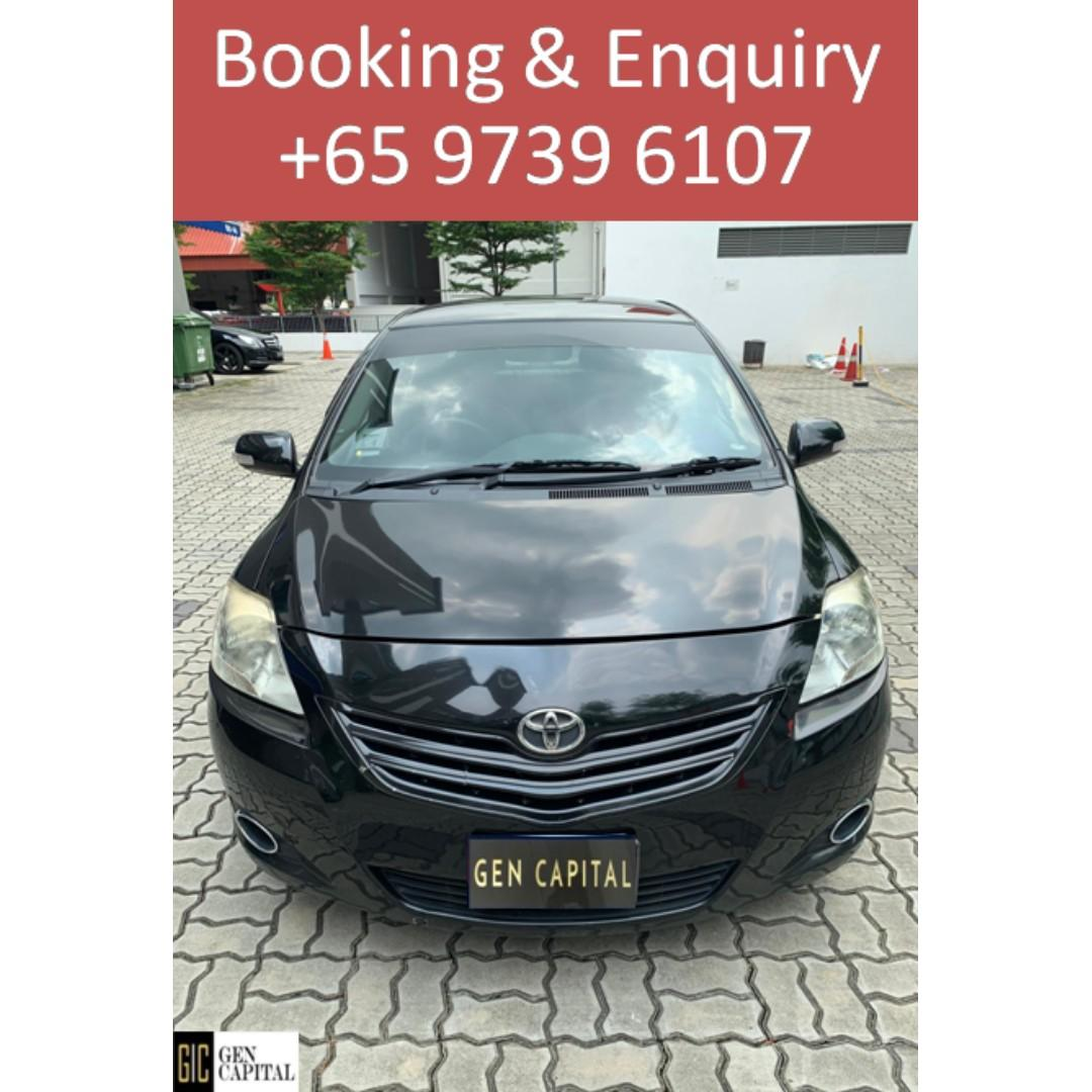 Toyota Vios - Your preferred rental, With the Best service @ 97396107