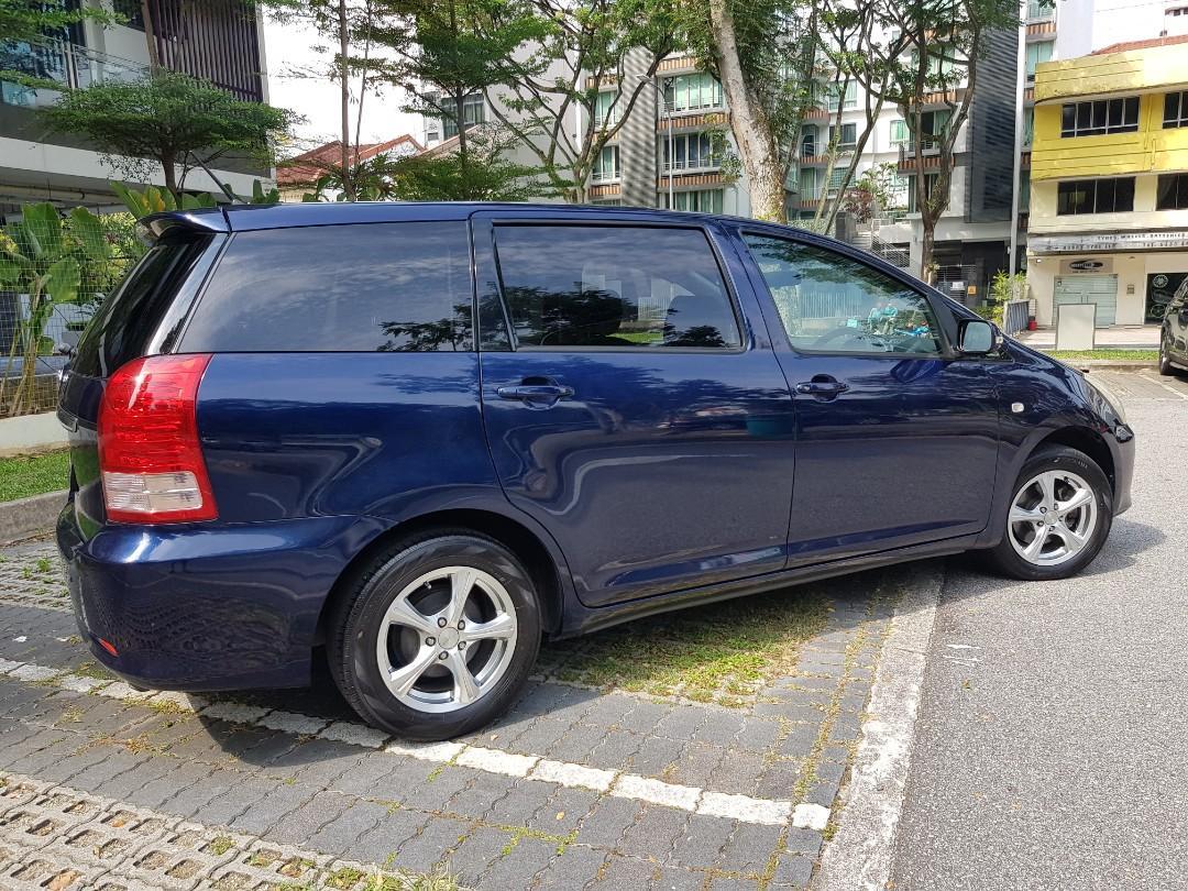 Toyota Wish 1.8 X (A)