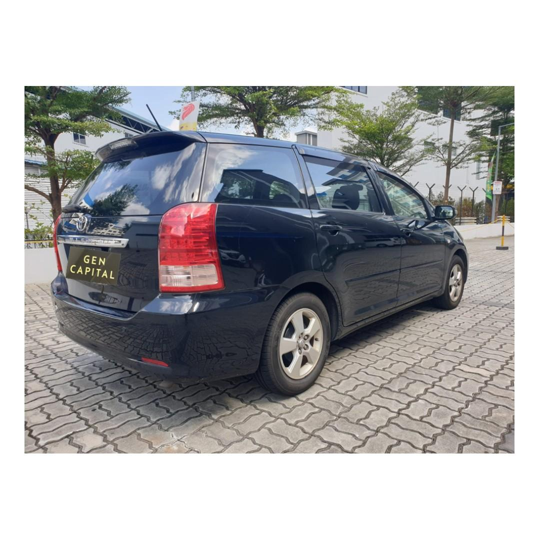 Toyota Wish - Cheapest rates, full support ! Anytime ! Any day! Your Decision!!