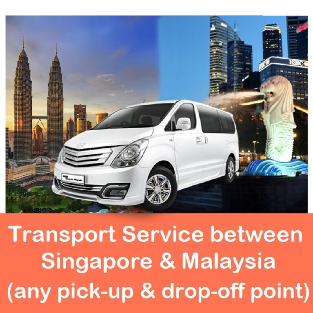 Transport Sg to Jb & Jb to Sg