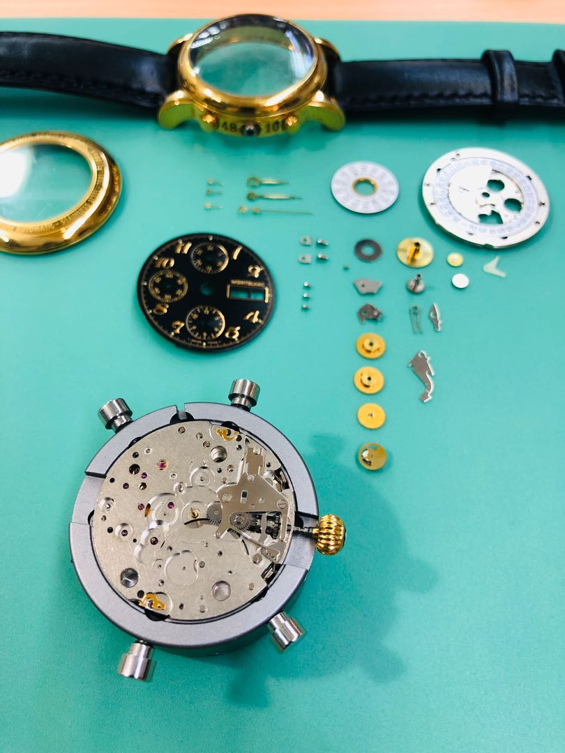 Watch Repairs & Services