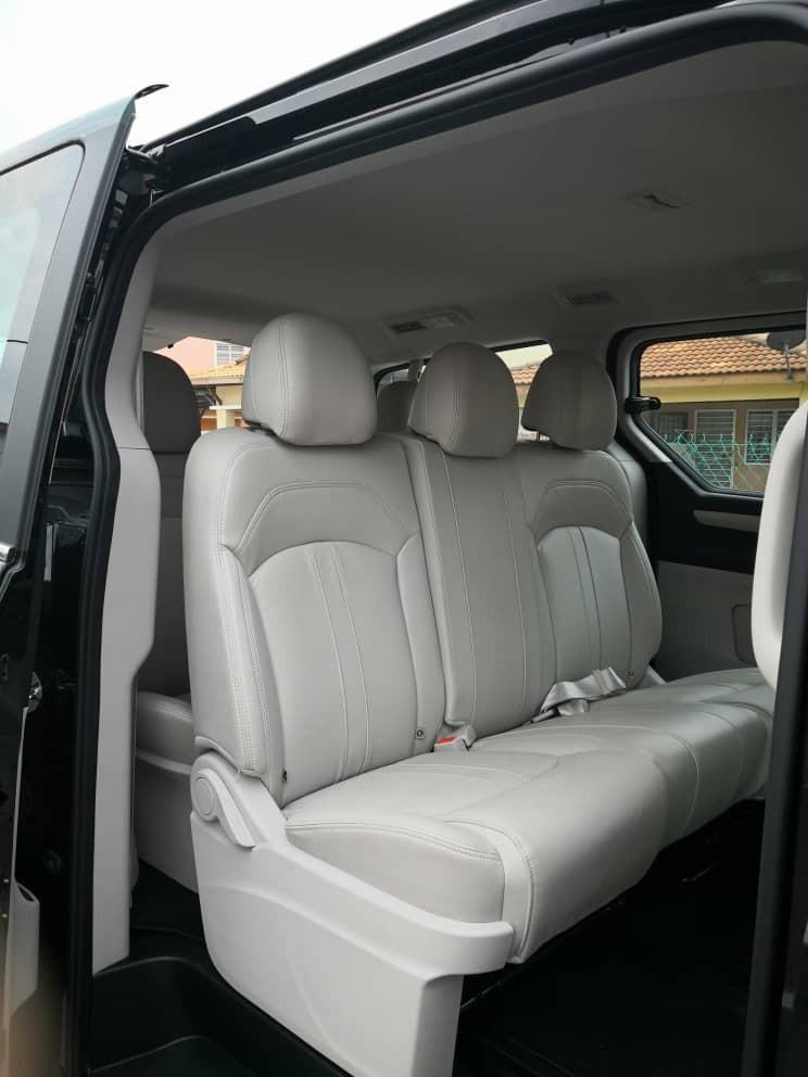 WESTSTAR MAXUS G10 TURBO 2.0 (A) CAR RENTAL MPV KL SELANGOR