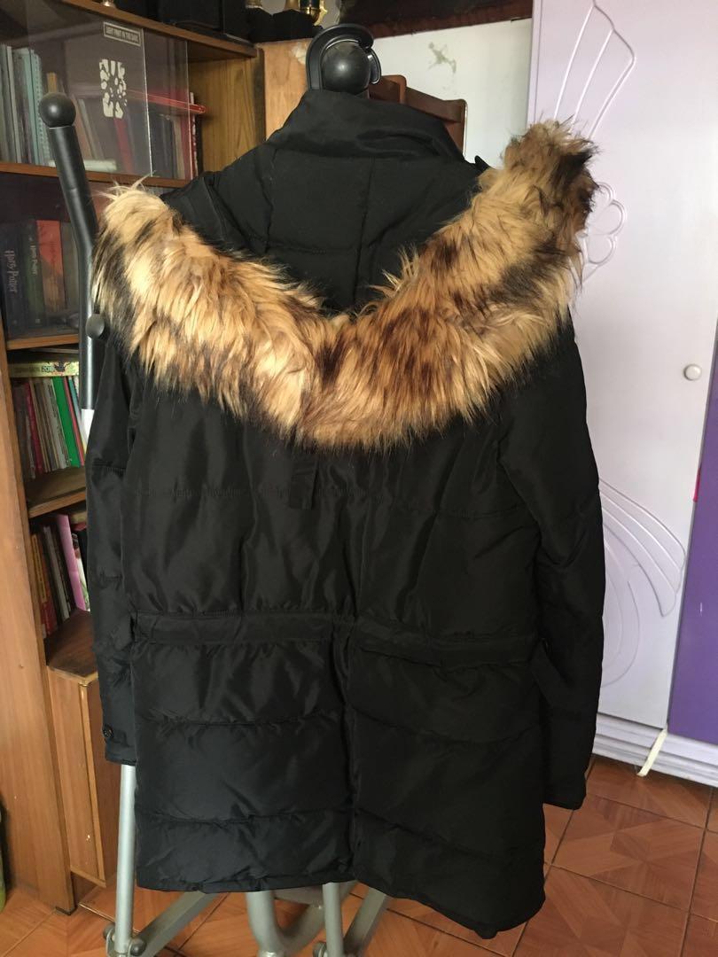 Winter Coat Zara Man