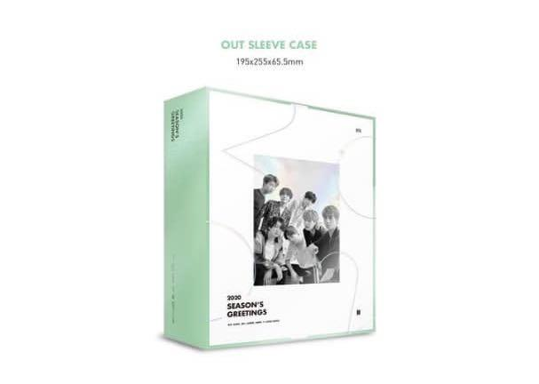 [WTS] LOOSE DESK CALENDER+SLEEVE CASE+ 1 UNIT POSTER