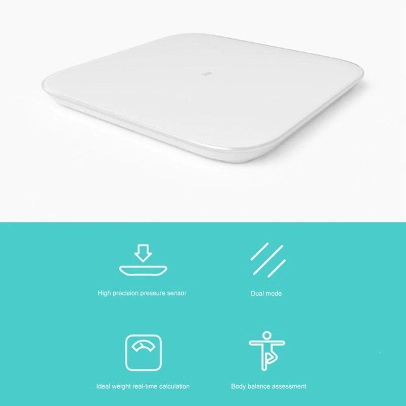 Xiaomi Mi Smart Weighing Scale Gen 2 Weight BMI APP Display Bluetooth 5.0
