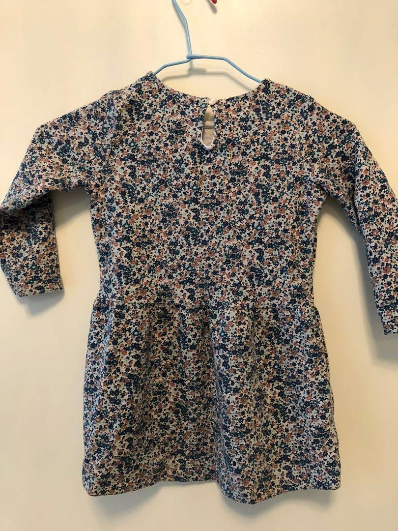 Zara 長版上衣(98cm)