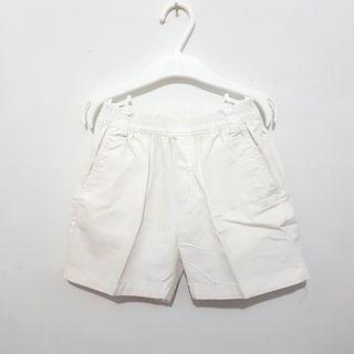 White Short Pants Cool Baby 2-3y
