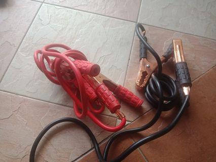 Battery cable charger Emergency will help