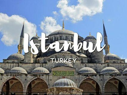 Buat sales dan dapat free trip ke Istanbul
