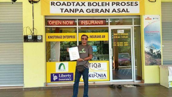 Roadtax  Cepat