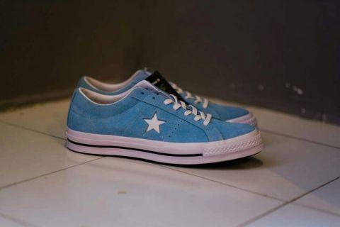 Sepatu Converse One star leather shoreline