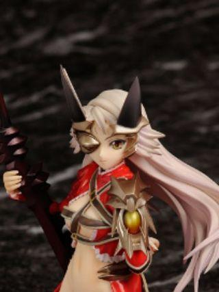 Megahouse Queens Blade Aldra figure