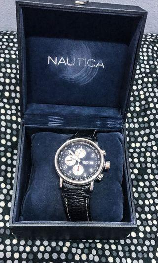 Nautica Watch Complete with Box