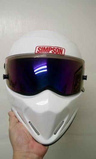 Simpson Helmet (Diamondbacks)