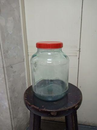 玻璃瓶  玻璃罐  玻璃甕  泡菜罐  酵素罐