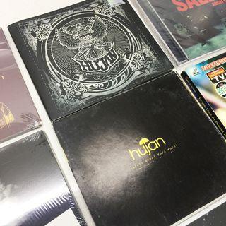 Lot CD HUJAN - 7 pcs