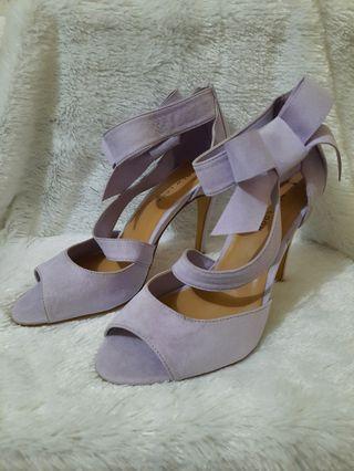 New Look Heels Purple