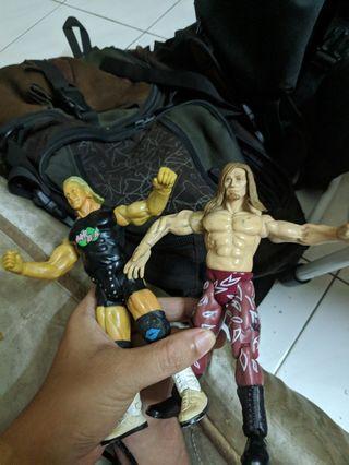 WWE EDGE DAN BILLY GUN