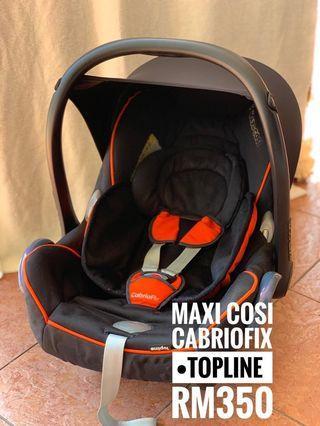 Carseat Carrier Maxi Cosi Cabriofix