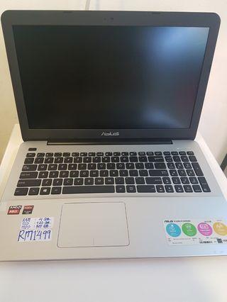 Gaming laptop x555b