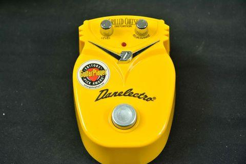 Danelectro DJ-10 Distortion 失真 效果器