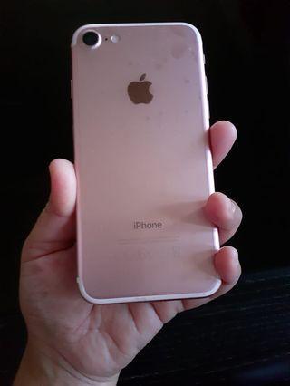 iPhone 7 Rosegold