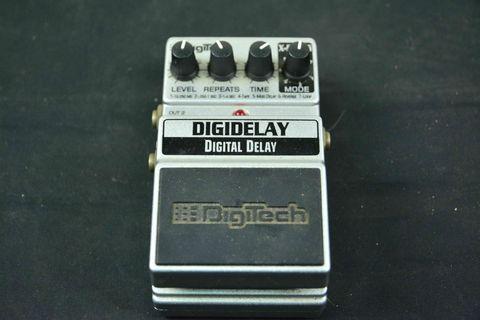 Digtech digidelay 延遲 效果器