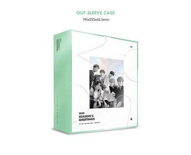 [PREORDER] BTS 2020 SEASON'S GREETINGS