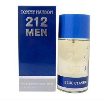 KONDISI BARU!! Parfum Original Pria 212 Men Classic EDP - Parfum Cowo Fresh Aquatik Maskulin