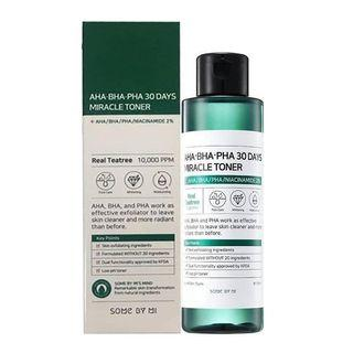 SOME BY MI Miracle Toner (NEW)