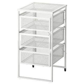 New Ikea Lennart Shelving Unit (Installed)