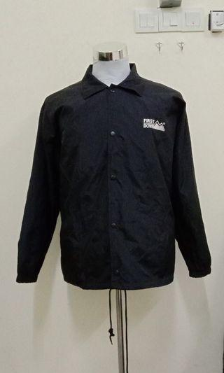 First Down Coach/outdoor Jacket