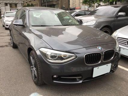 【高CP值優質車】2013年 BMW 118i 1.6t【經第三方認證】【車況立約保證】