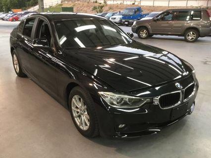 【高CP值優質車】2013年 BMW 316【經第三方認證】【車況立約保證】