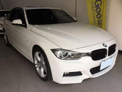 【高CP值優質車】2014年 BMW 328 M-SPORT【經第三方認證】【車況立約保證】