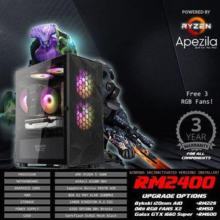 Gaming PC NEW!