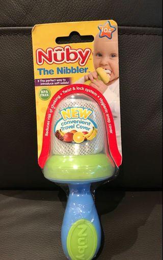 全新美國 Nuby 蔬果棒