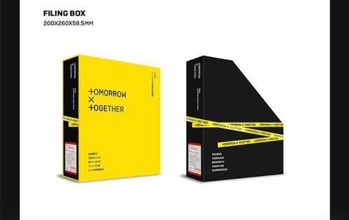 [LOOSE ITEM] TOMORROW X TOGETHER (TXT)  2020 SEASONS GREETINGS